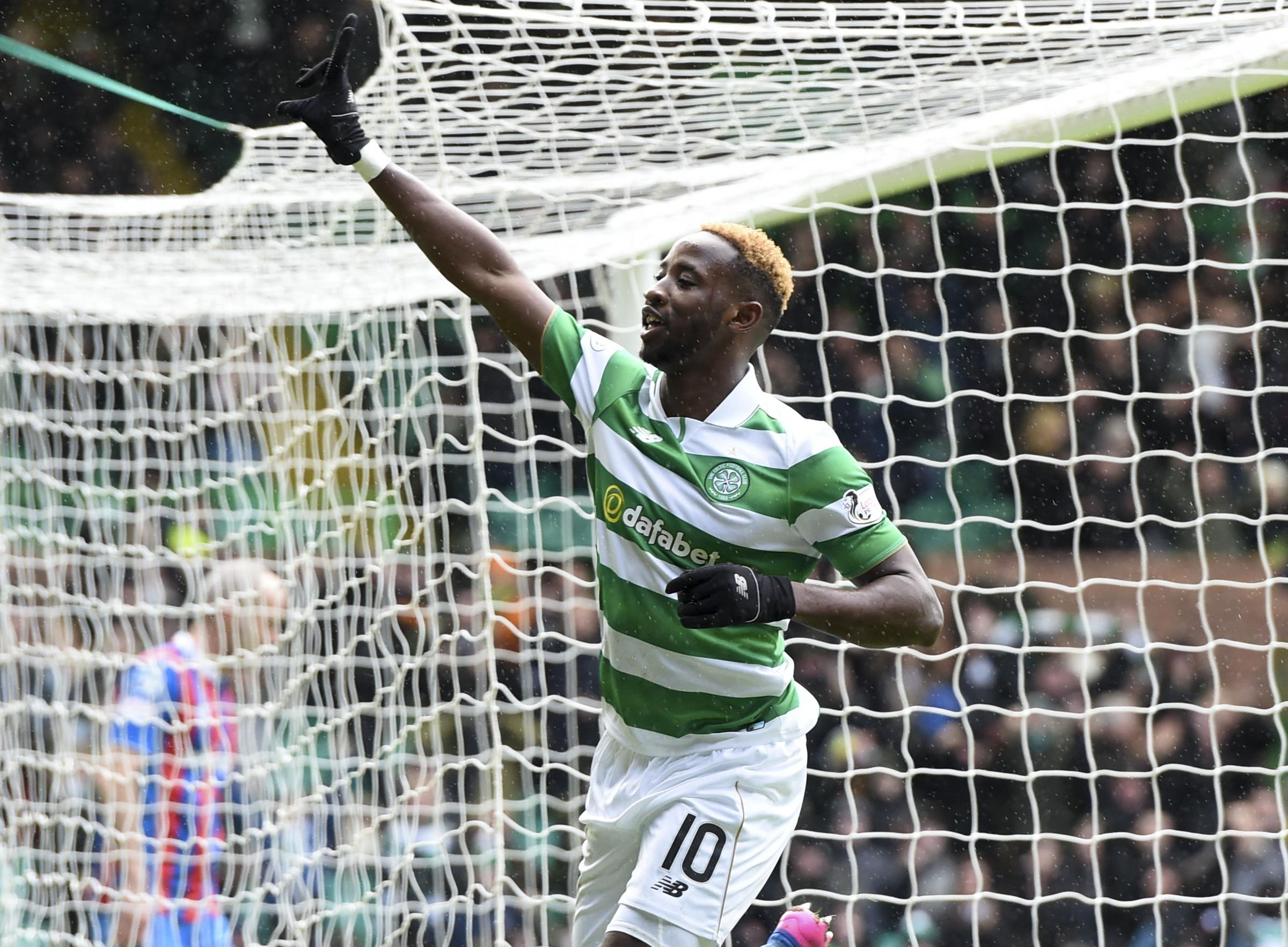 Celtic 2 Motherwell 0: First half strikes keep Hoops rolling on