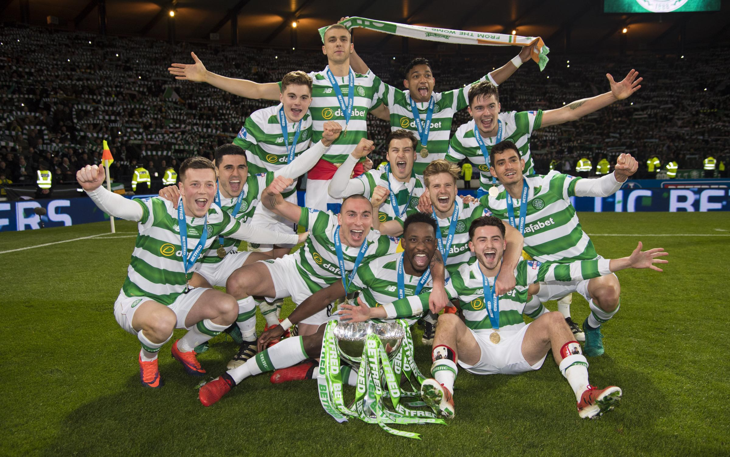 Erik Sviatchenko: Celtic won't tire of winning, we want every record and Champions League planning has already begun