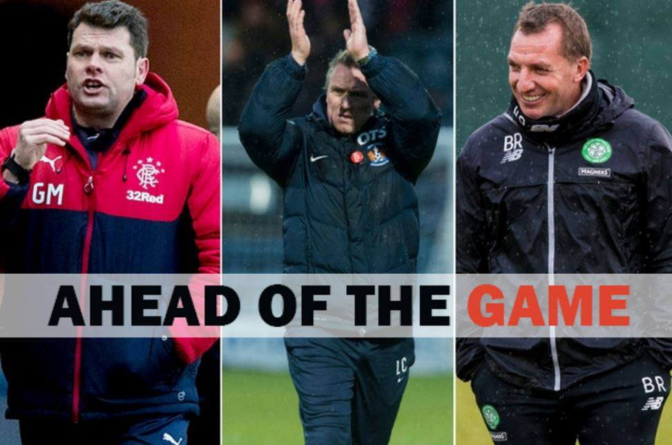 Ahead of the Game: Rangers manager hunt continues, Nadir Ciftci leaves Celtic and Lee Clark waves goodbye to Kilmarnock