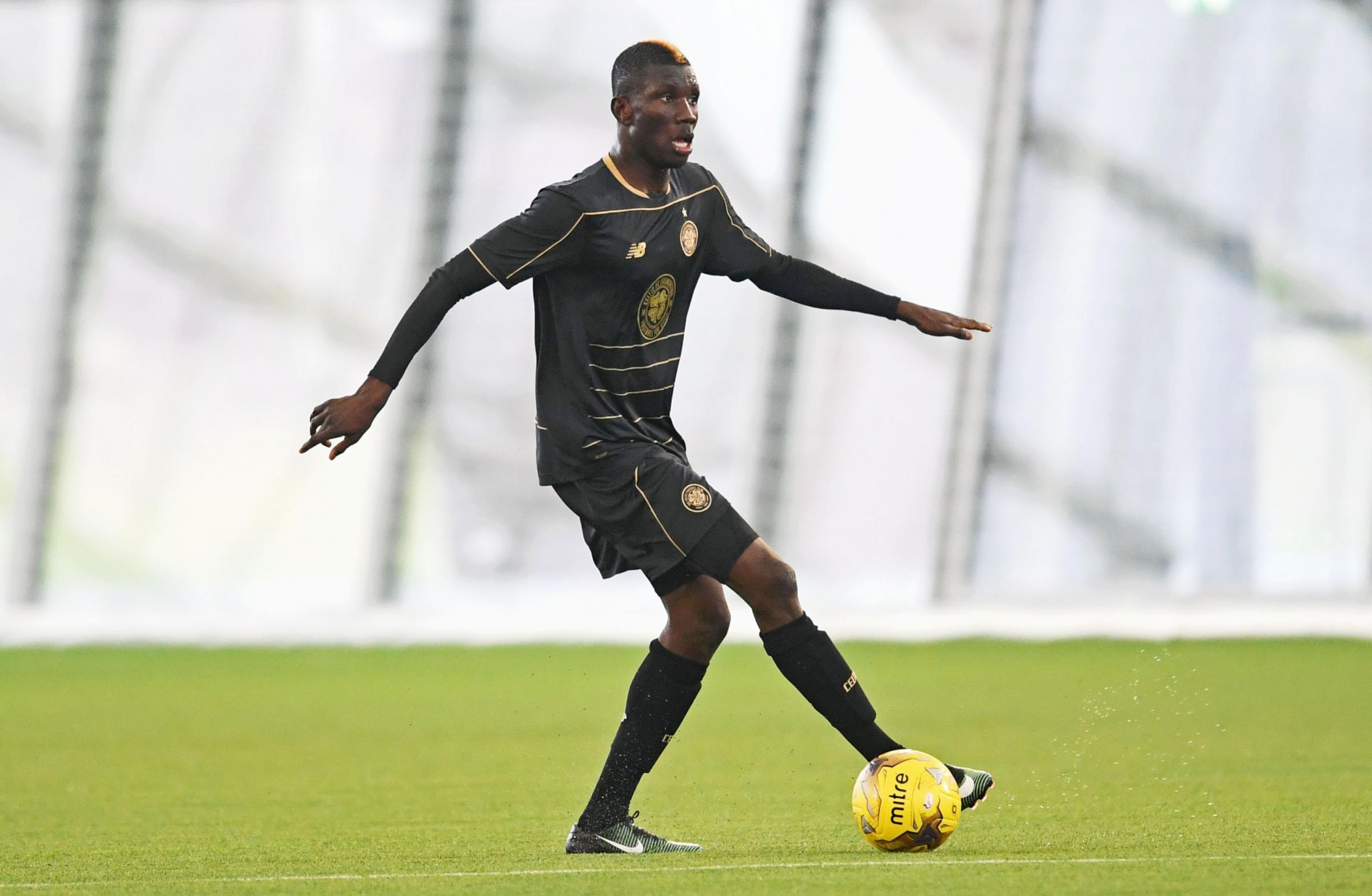 New Celtic signing Eboue Kouassi enjoys run-out in under-20 cup triumph