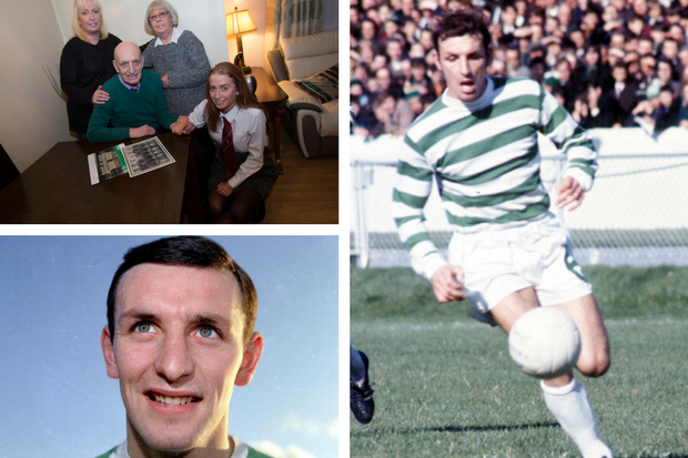 Jim Brogan, who was part of Jock Stein's 'dream team' in the 1970s