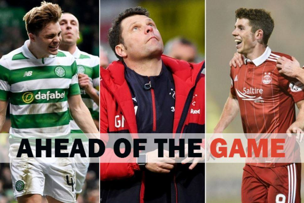 Ahead of the Game: Are managerless Rangers already out of the race for second place?