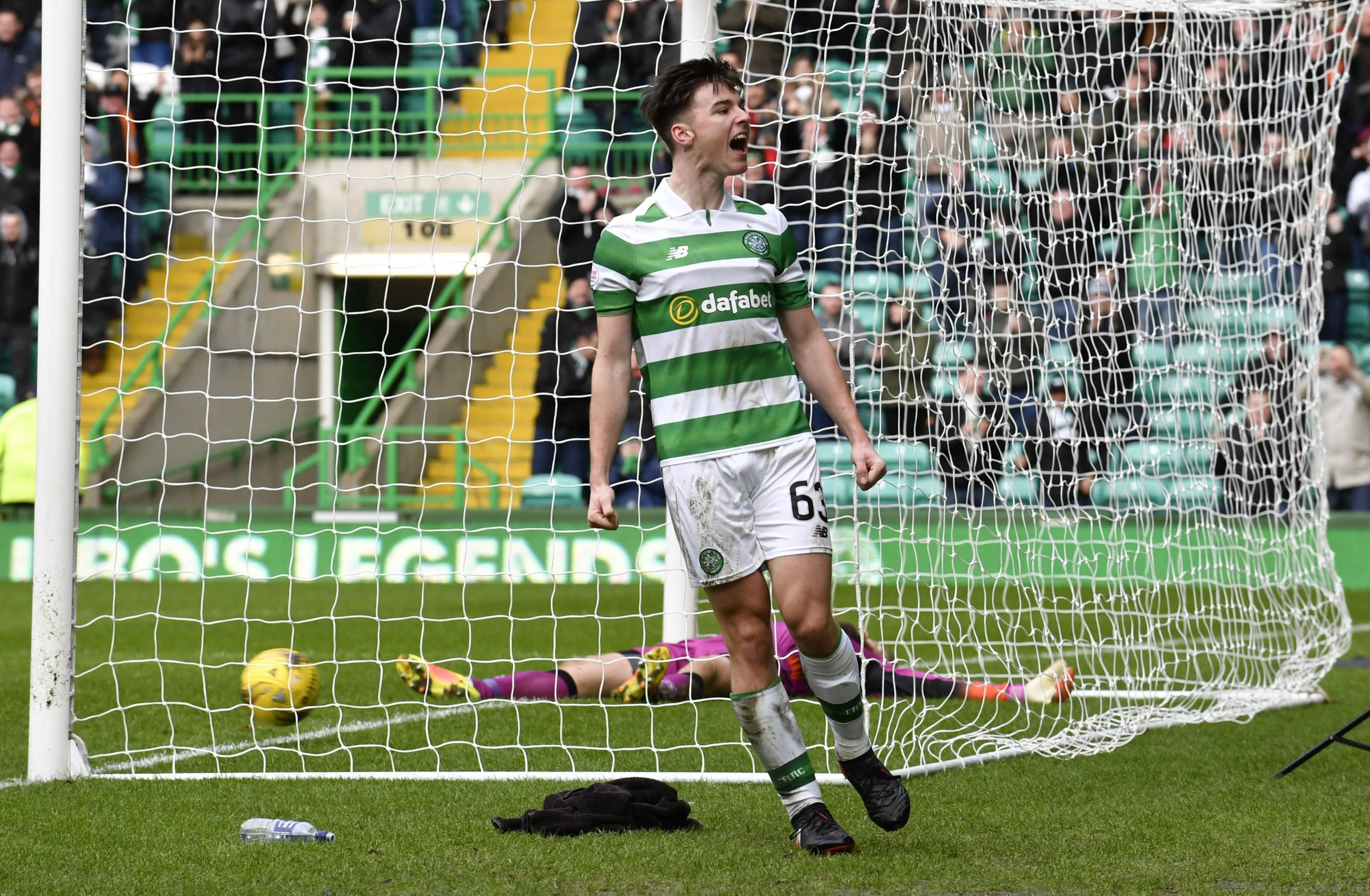 Kieran Tierney was too young to remember last Celtic treble, now he wants to live it for himself