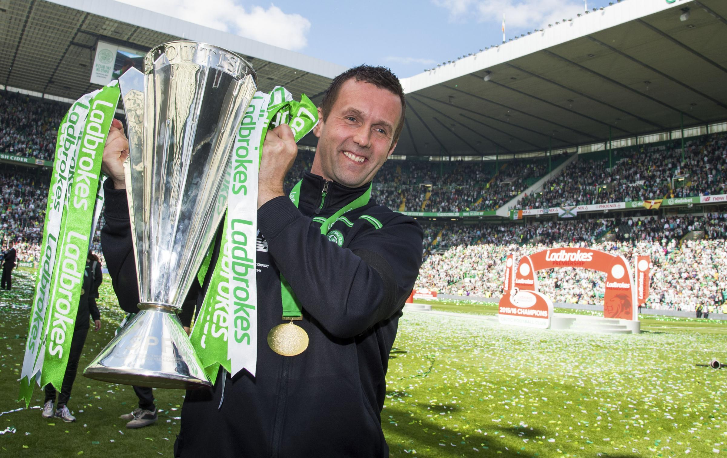WATCH: Former Celtic boss Ronny Deila scores superb training ground volley with new club