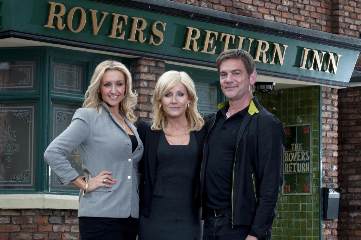 Michelle Collins Fakes Good michelle collins: i love acting, but i need more   evening times
