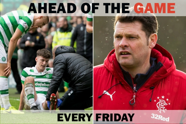 Ahead of the Game: Celtic fined by UEFA, Rangers under pressure to deliver in Inverness and Hearts capitulate in Edinburgh Derby