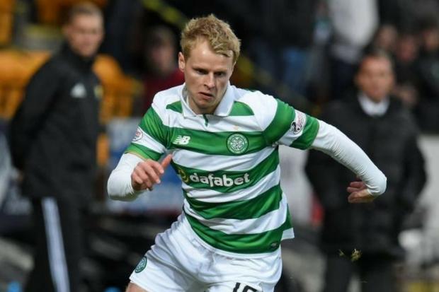 Gary Mackay-Steven wants to hang on to Celtic shirt