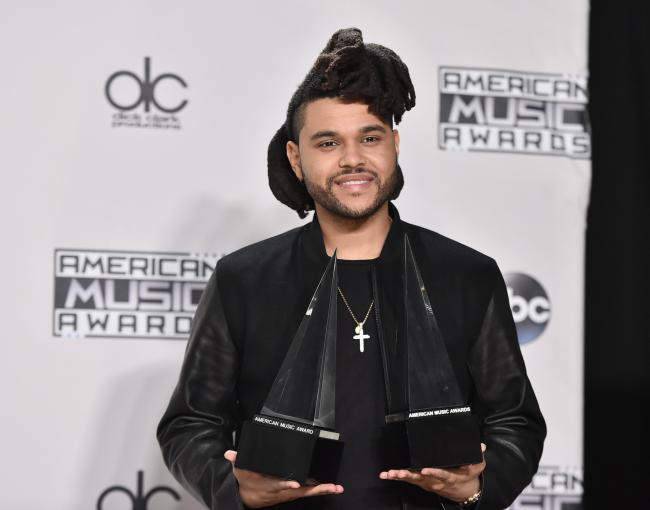 Fashion line Starboy by The Weeknd to be sold in Glasgow