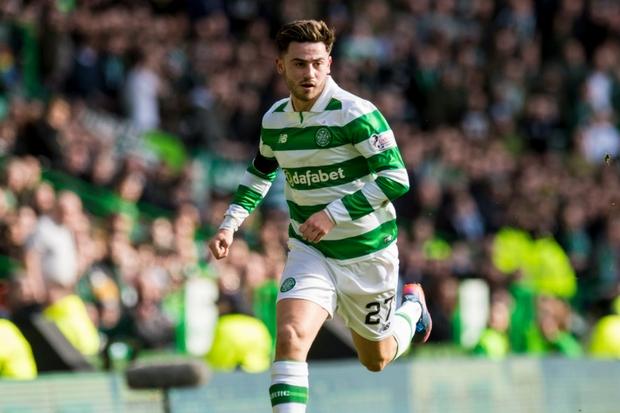 Celtic winger Patrick Roberts sets sights on 'immense achievement' of unbeaten season
