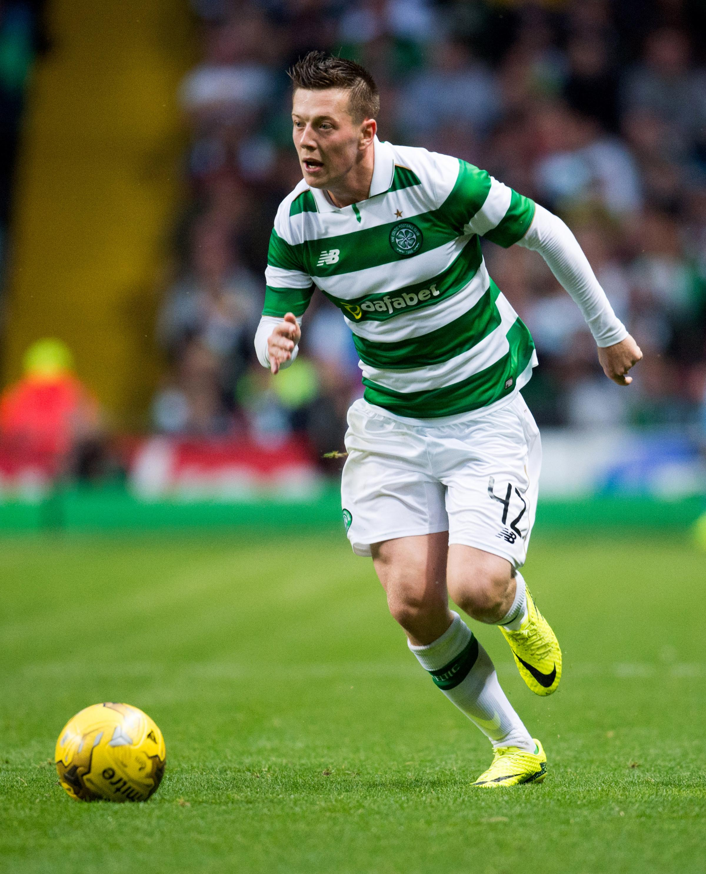 Callum McGregor is set to make his 100th appearance for Celtic this weekend