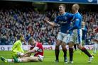 Rangers officially suspend Lee Wallace and Kenny Miller