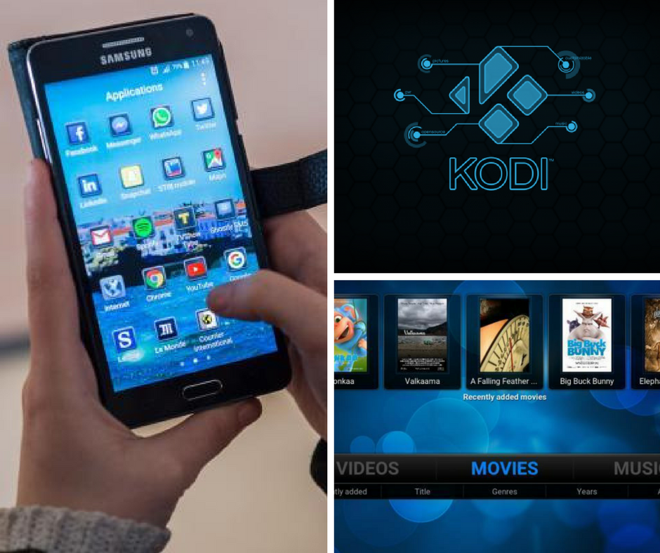 How to control Kodi from your smartphone