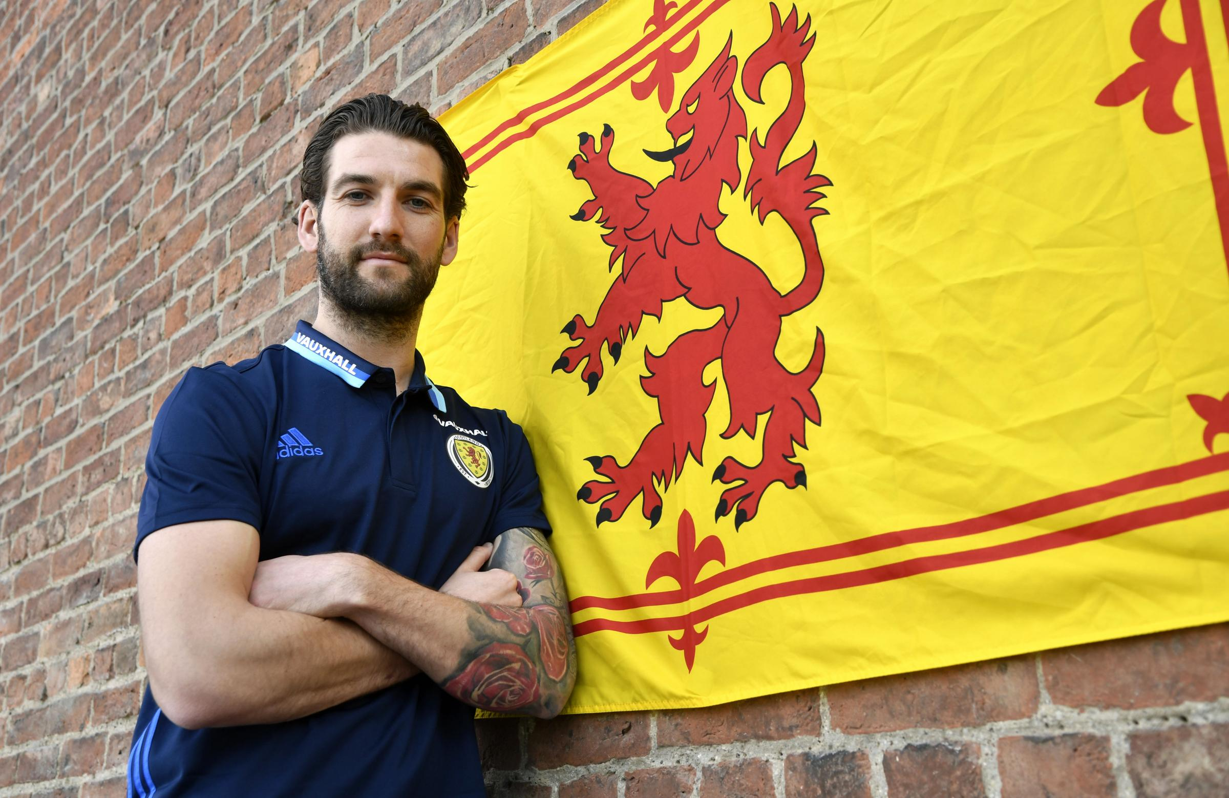 Charlie Mulgrew ready to answer Scotland call as he revels in life after Celtic
