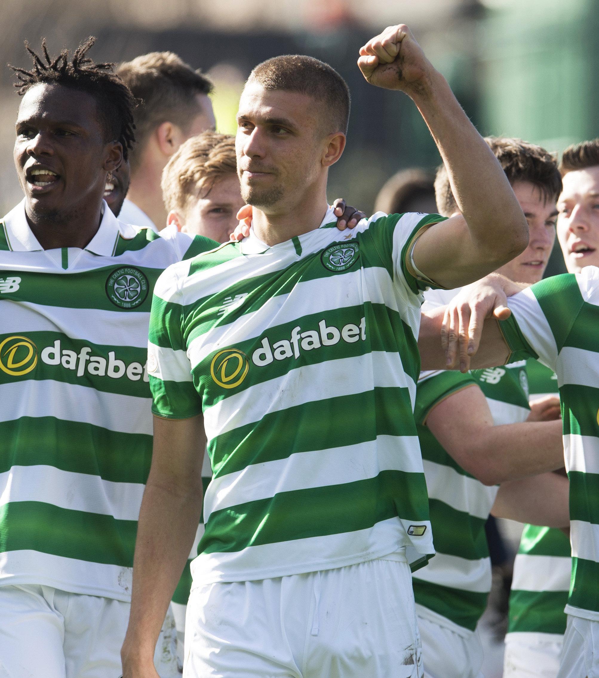 Jozo Simunovic out to enforce Celtic's winning ways
