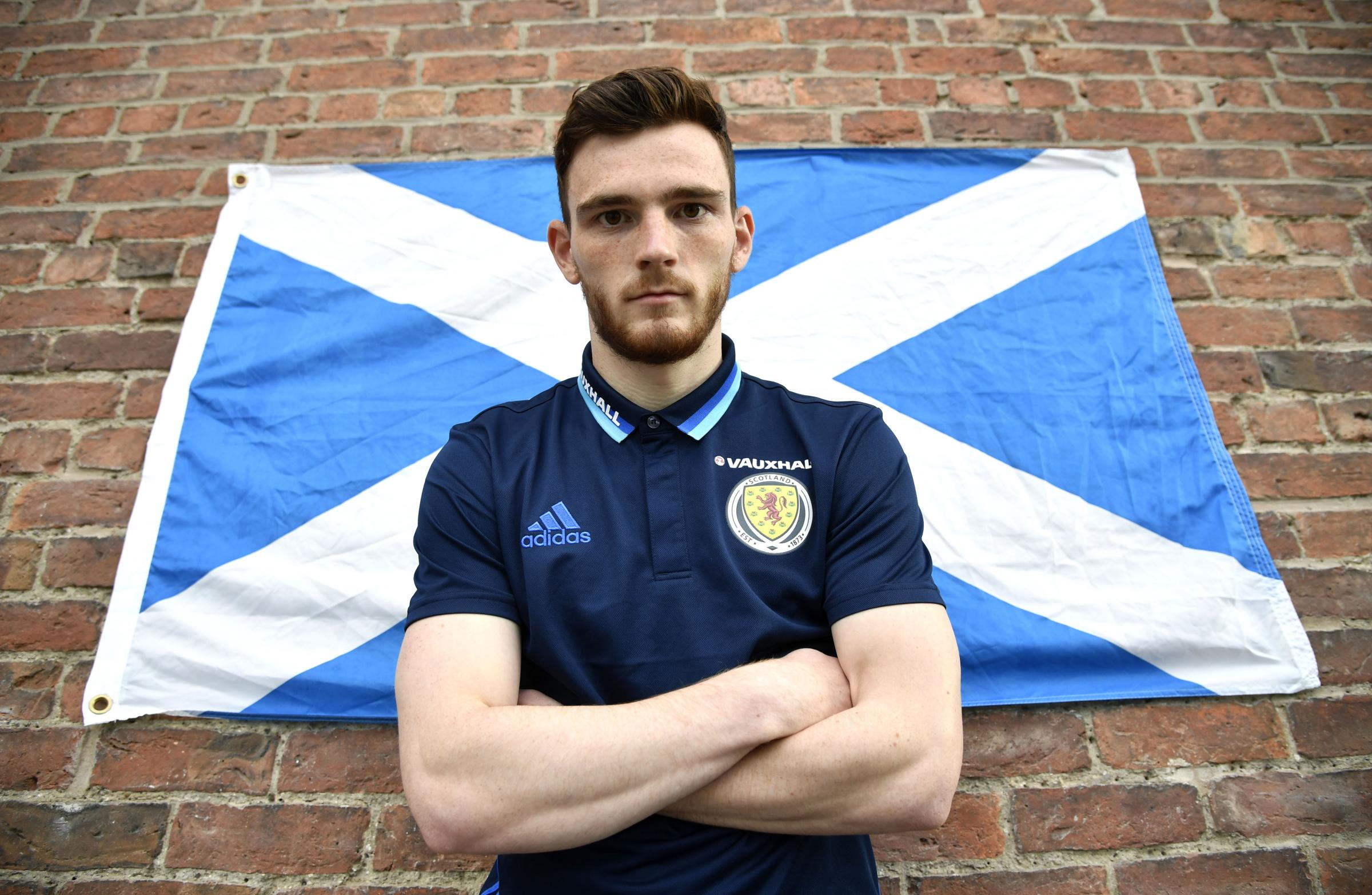 Andrew Robertson up for fight with Kieran Tierney and Lee Wallace for Scotland spot