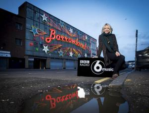 Evening Times: Goldfrapp and The Jesus and Mary Chain kick-off first day of BBC 6 Music Festival