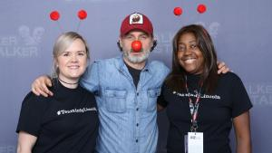 Evening Times: Love Actually's Andrew Lincoln meets global fans to boost charity coffers ahead of RND