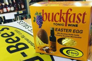 Buckfast Easter eggs binned following Trading Standards crackdown