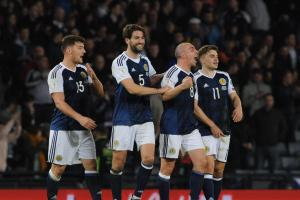 'Bring on England' says James Forrest after dramatic Scotland victory