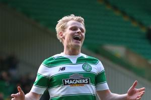 Gary Mackay-Steven is determined to fight for his place at Celtic (Photo by Ian MacNicol/Getty images).
