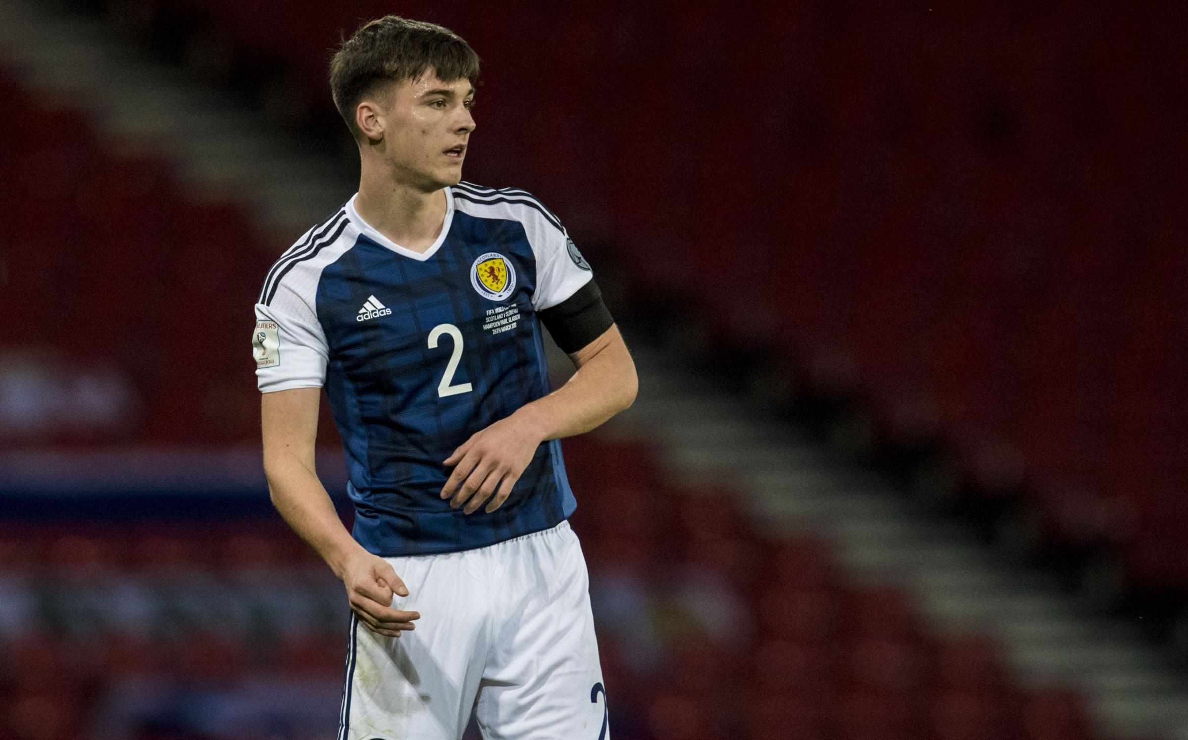 Scotland boss Gordon Strachan confident Kieran Tierney can take latest Danny McGrain comparisons in his stride
