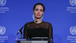 Evening Times: Angelina Jolie took drug tests to clear her reputation during Tomb Raider filming