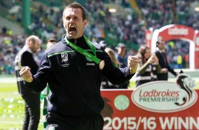 Former boss Ronny Deila hails Celtic's 'best ever season'