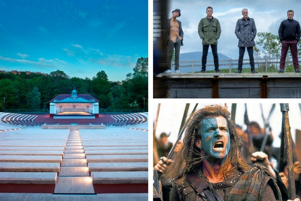 Open-air cinema set for Kelvingrove Bandstand - here's what's being shown