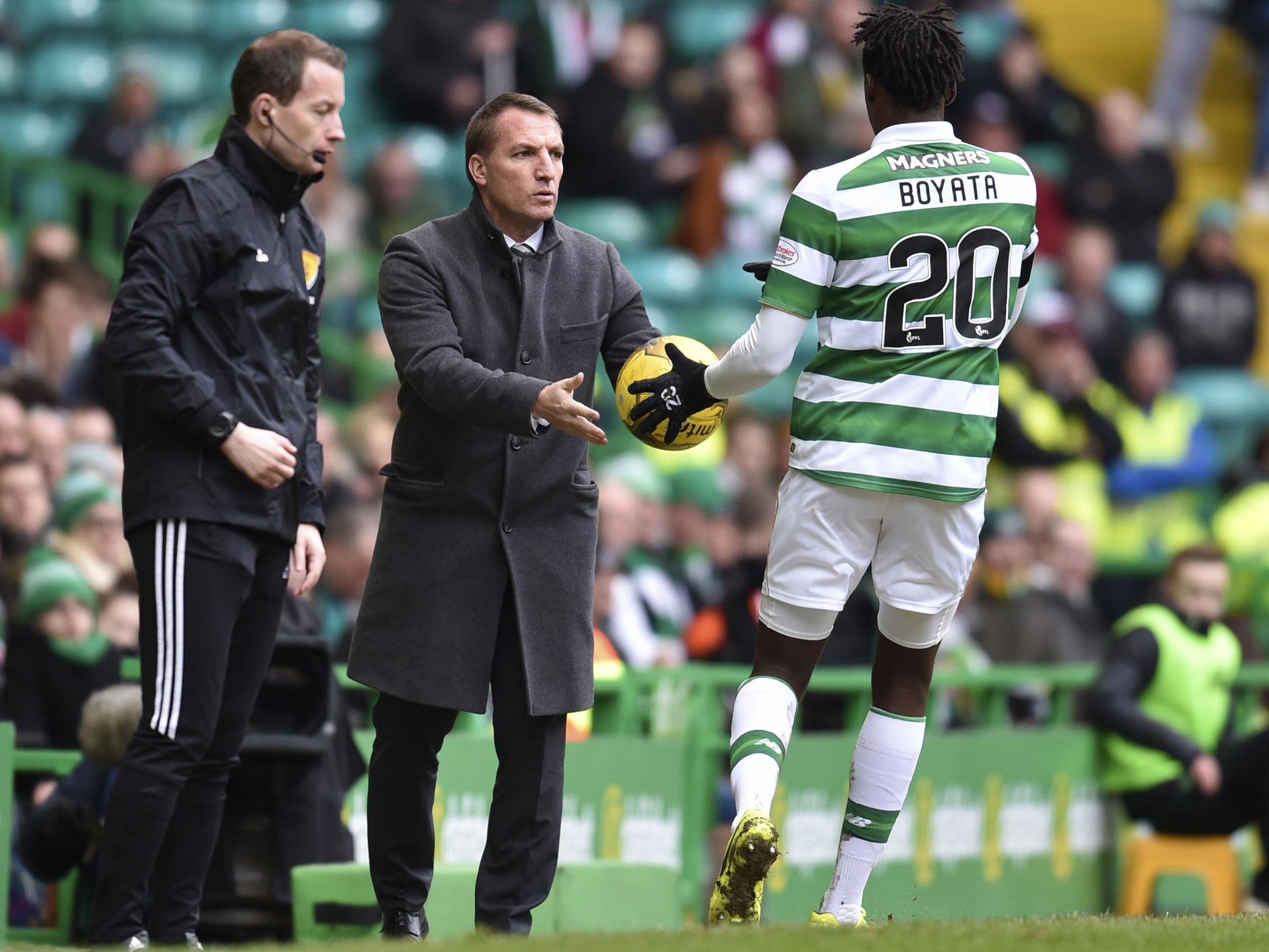 Dedryck Boyata enjoying the gift of redemption at Celtic
