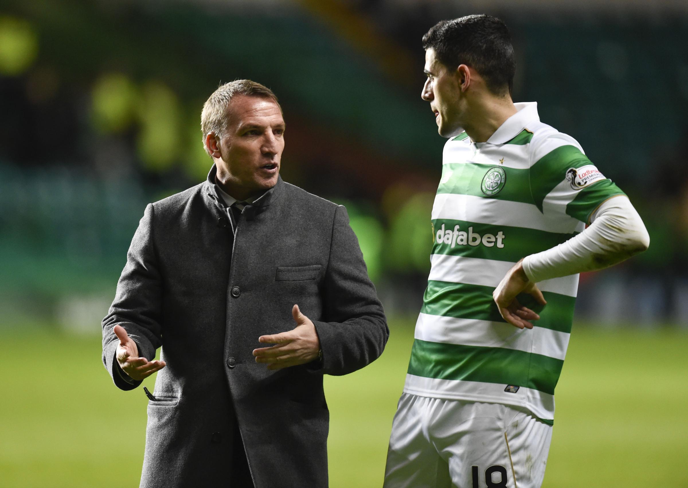 Celtic boss Brendan Rodgers wary of Tom Rogic's summer Oz schedule