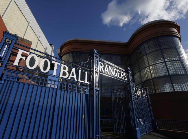 Rangers steps in to help save day for community gala
