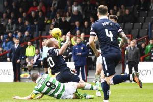 Celtic captain Scott Brown free to face Rangers after winning red card appeal