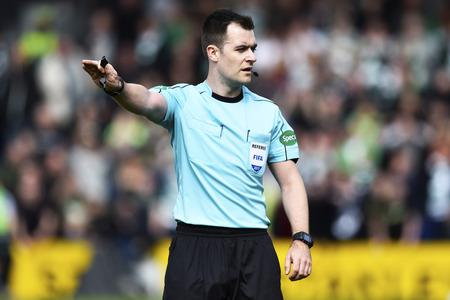 Evening Times: Referee Don Robertson was in the eye of a storm after giving Ross County a penalty an erroneous penalty last weekend