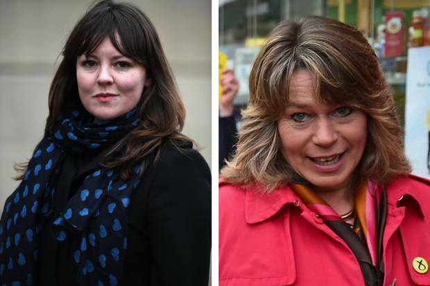 Blocked: SNP block Natalie McGarry and Michelle Thomson from standing in General Election