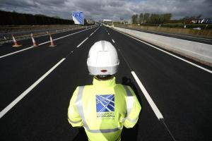 M8 eastbound 'missing link' opens today
