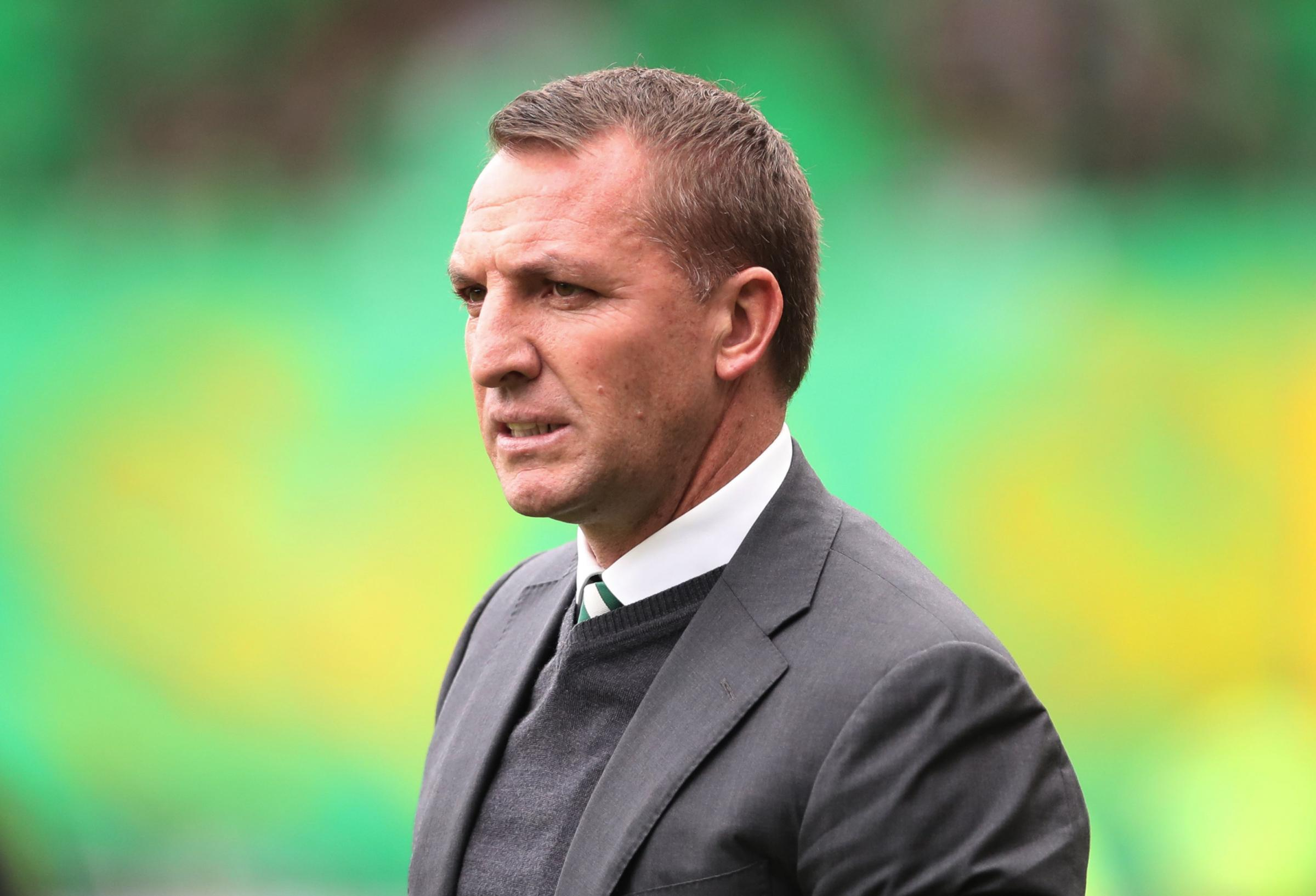 Brendan Rodgers will seek to drown out treble talk in build up to Celtic's cup final date with destiny