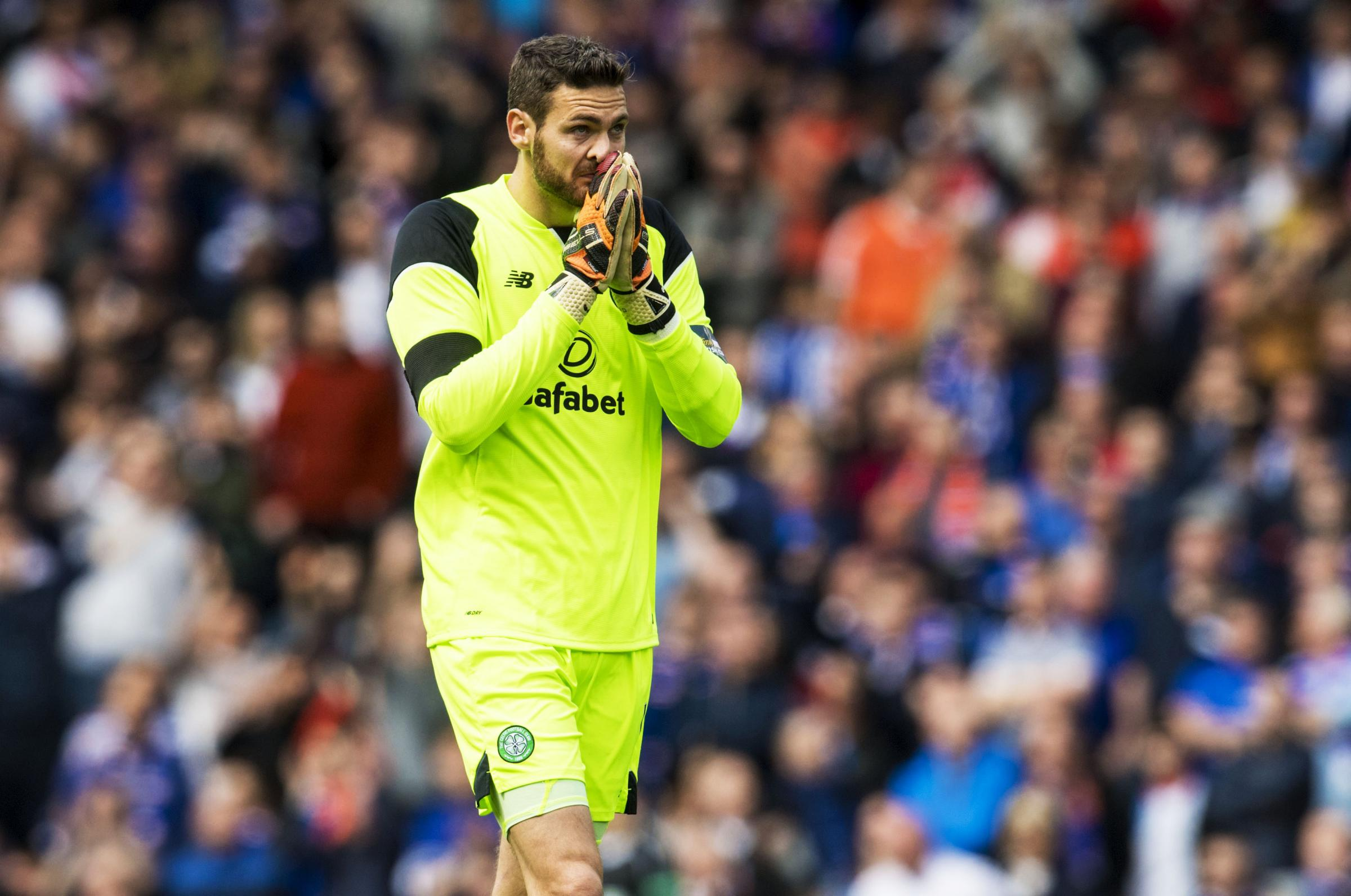 Craig Gordon: We can rack up fifth win against Rangers – even if it is without Dembele and Brown
