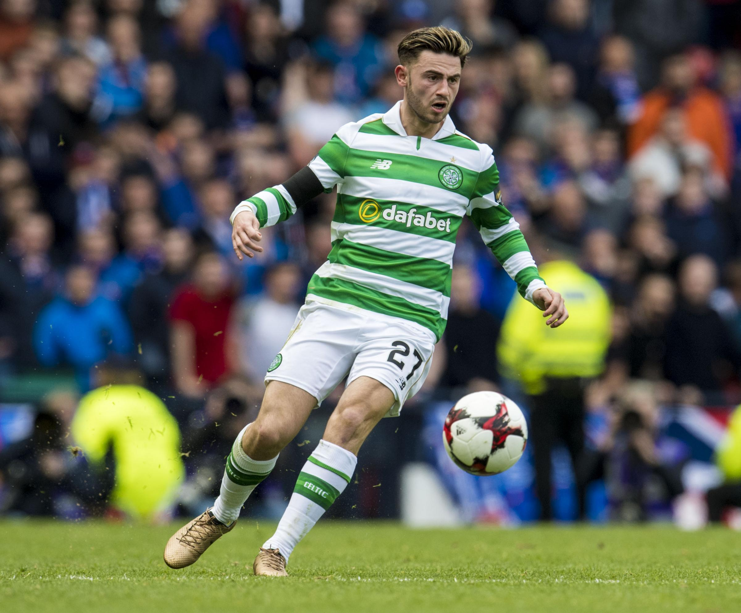 Exclusive: Kieran Tierney urges Celtic to enjoy skill of Patrick Roberts for now