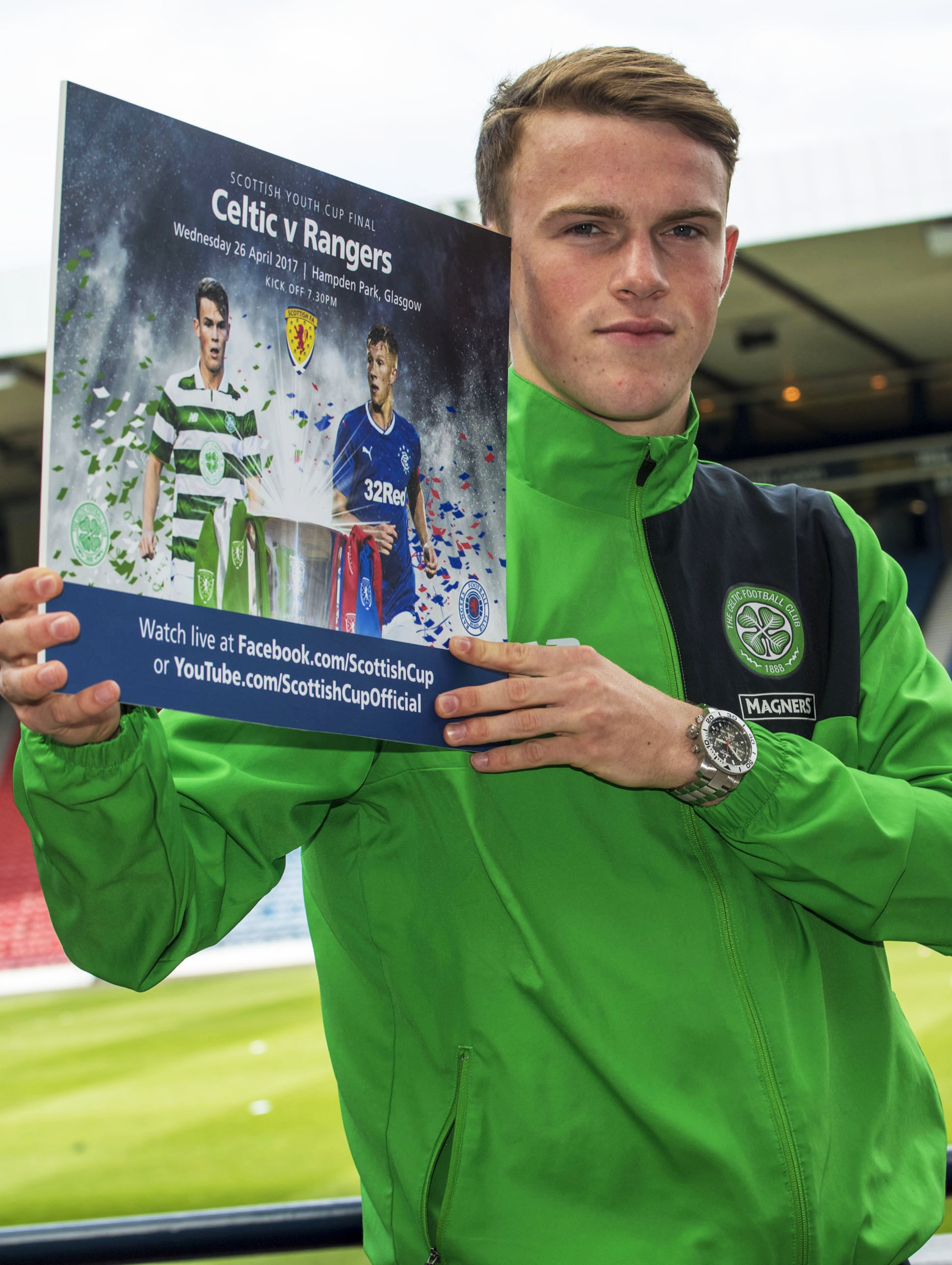 Kolo Toure is the ideal role model to follow for Celtic kids, says Under-20 skipper Sam Wardrop