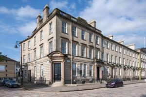 Prince & Princess of Wales Hospice on Carlton place photographed for CDLH Property..