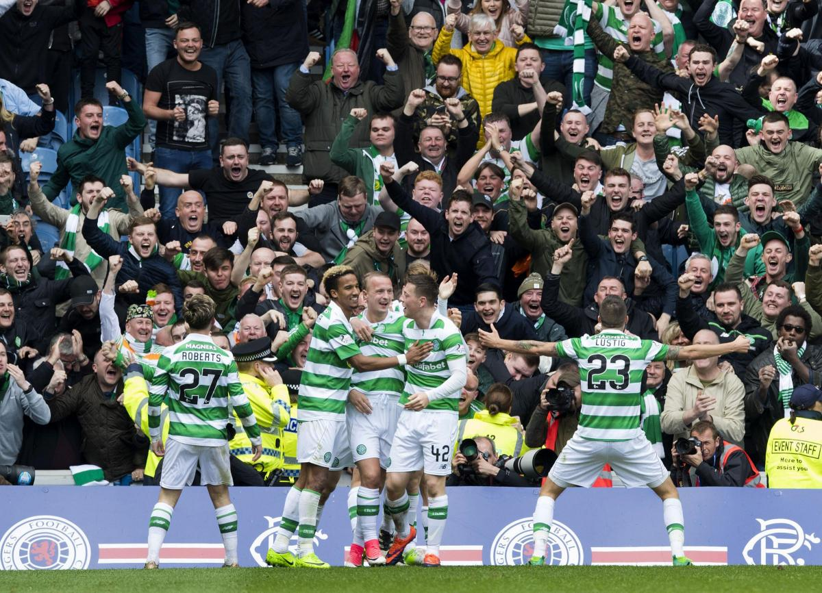 Celtic ratings: How Brendan Rodgers' side played against the Gers