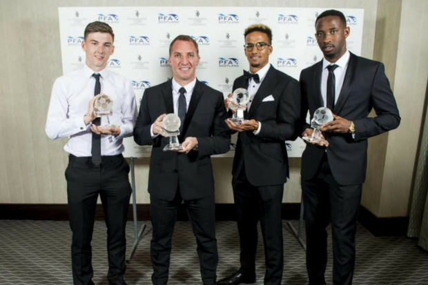 Celtic dominate PFA awards with fabulous four recognised