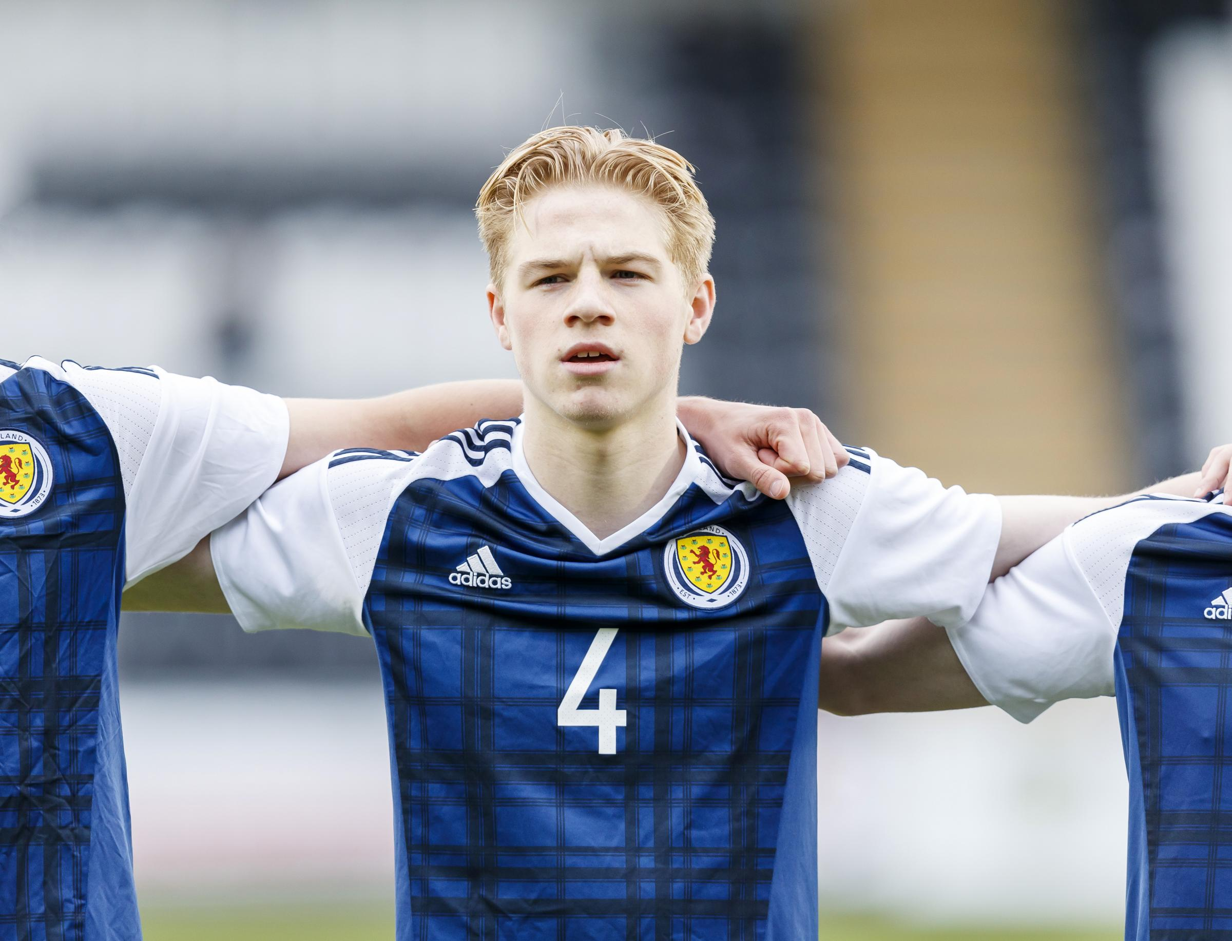 Celtic youngster Stephen Welsh says young Scots need Jozo Simunovic-like steel against France