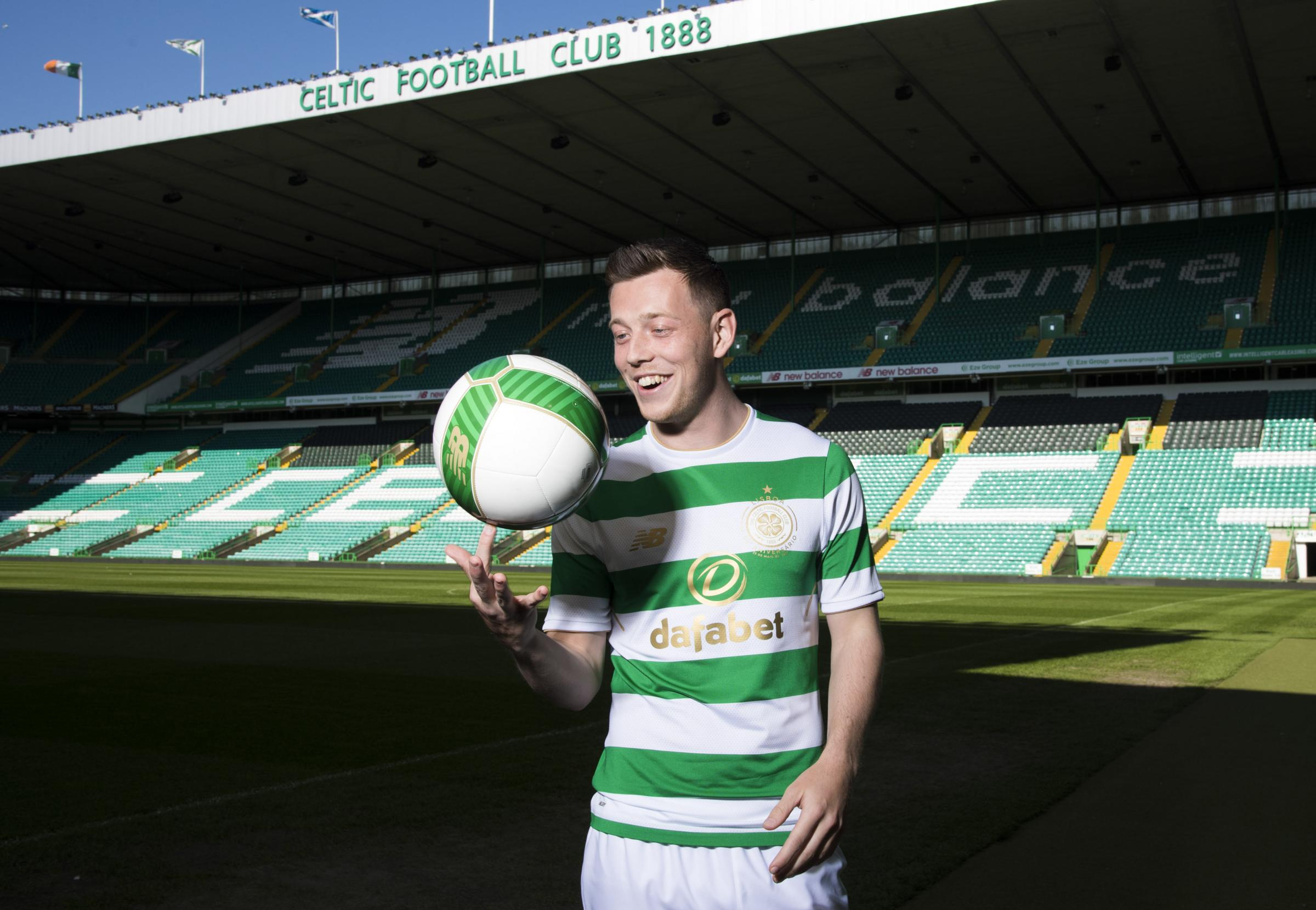 Callum McGregor: Celtic can top their stellar season – by making more of an impact in Europe