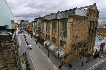 Glasgow School of Art to honour New York museum curator
