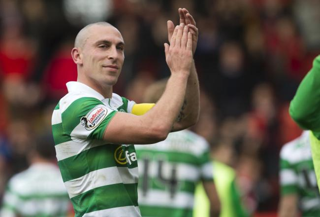 Scott Brown puts improved fitness down to Celtic boss Brendan Rodgers