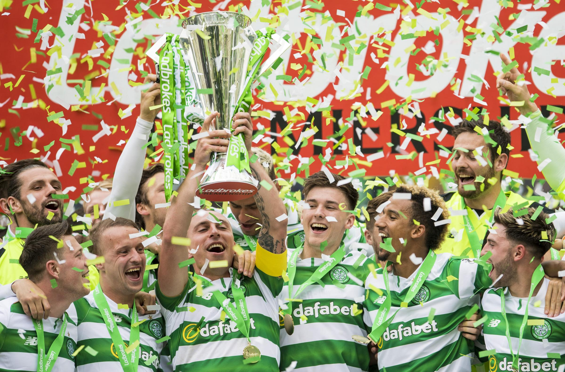 Celtic stars past and present take to Twitter to celebrate historic Invincibles season
