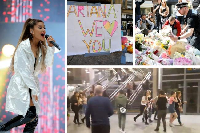 Ariana grandes one last time takes on a new meaning as song soars ariana grandes one last time takes on a new meaning as song soars up malvernweather Gallery