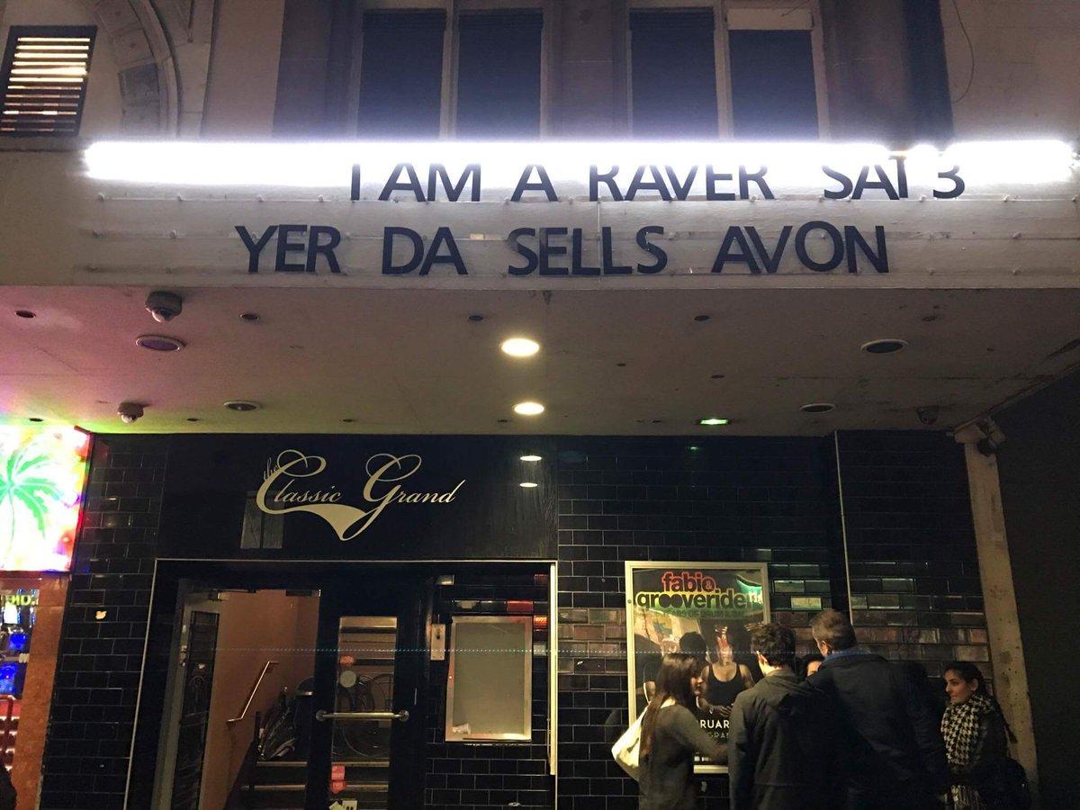 Beauty company demands Glasgow club promoter ends 'Yer Da Sells Avon' tour