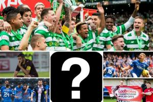 QUIZ: How well do you remember the 2016/17 Scottish football season?